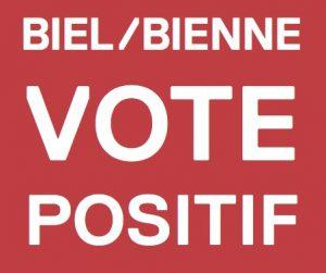 Texte vote positif