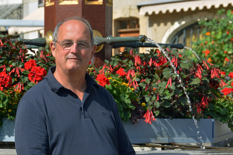 Bernard Staubli