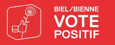 Biel/Bienne vote positif